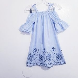 Guess stripe girl dress